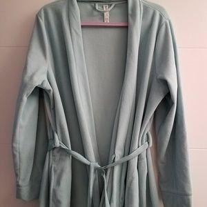 Gilligan O'Malley light blue robe